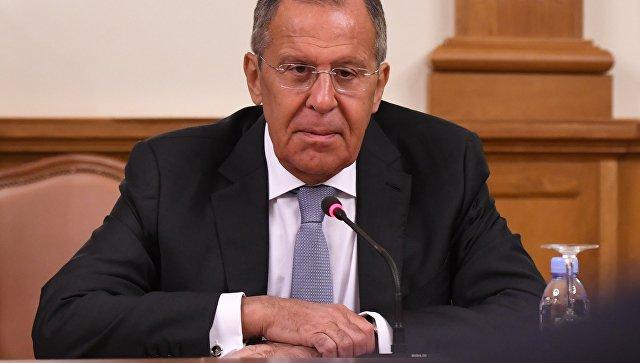 Лавров прокомментировал решение Украины выйти из СНГ