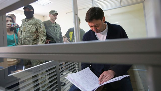 Россия призвала ООН взять дело Вышинского под особый контроль