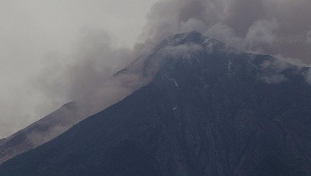 В Гватемале число погибших при извержении вулкана достигло 125 человек