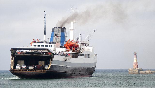 Паромная переправа Сахалин – материк будет закрыта на сутки из-за циклона