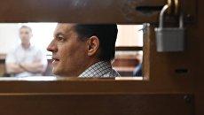 Роман Сущенко в Московском городском суде во время оглашения приговора. Архивное фото