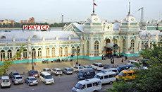 Волонтеры Иркутского отделения ИРВЦ оказали помощь в проведении дня города
