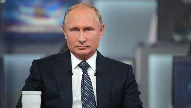 Путин назвал сроки испытания сверхтяжелой ракеты в беспилотном режиме