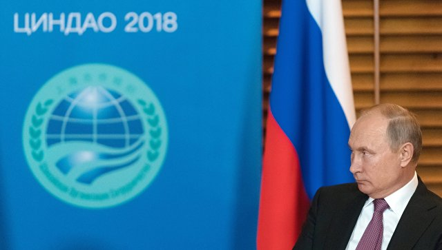 Путин пригласил страны ШОС на форум малого бизнеса в Уфе