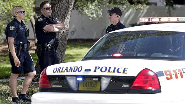 Во Флориде при стрельбе в торговом центре погибли два человека