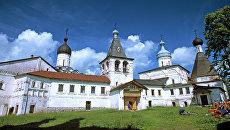 Ферапонтов монастырь. Архивное фото
