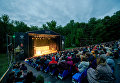 Главная сцена фестиваля «Толстой Weekend», спектакль «Дьявол»