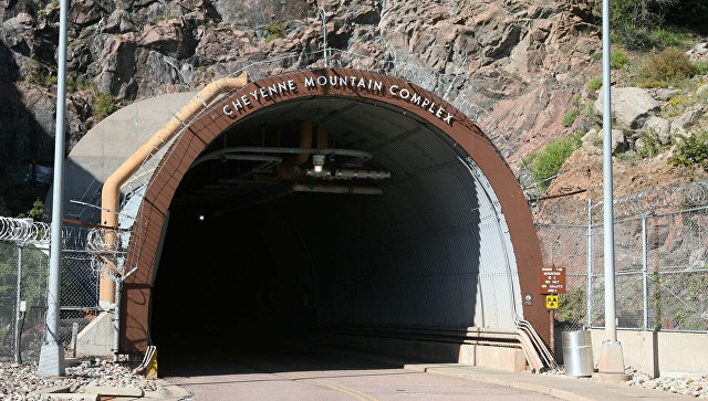 Подземный комплекс NORAD в горе Шайенн, Колорадо