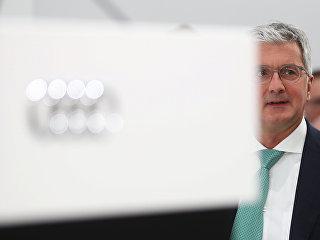 Глава правления Audi Руперт Штадлер. Архивное фото