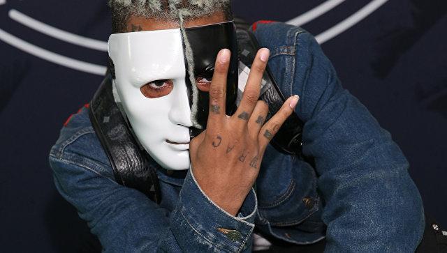 Американский рэпер Джасей Дуэйн Онфрой (XXXTentacion). Архивное фото