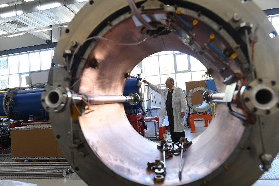 МКС и коллайдер: нобелевский лауреат Тинг рассказал о своих экспериментах