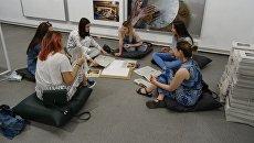 Участники образовательной программы SibFU Honors College
