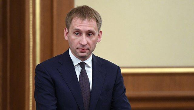 Министр РФ по развитию Дальнего Востока Александр Козлов. Архивное фото