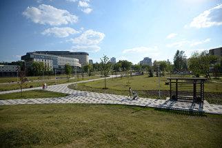 Академический парк в Москве