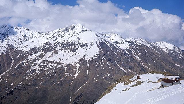 Вид на Эльбрус. Архивное фото