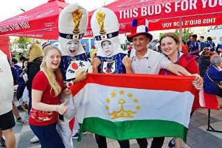 За время проведения ЧМ-2018 Екатеринбург посетило более 97 тысяч болельщиков