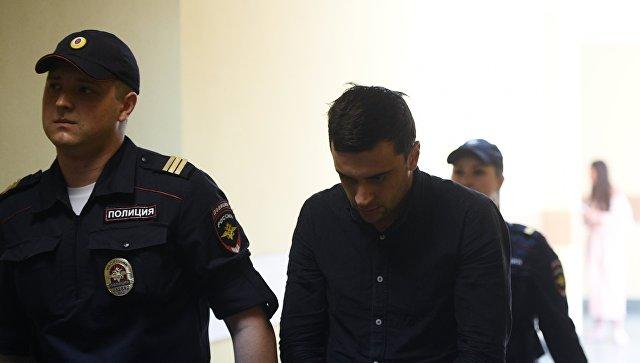 Рассмотрение ходатайства следствия об аресте М. Исаханова в Головинском суде