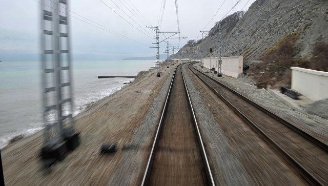 РЖД восстановили движение поездов по второму пути на Кубани