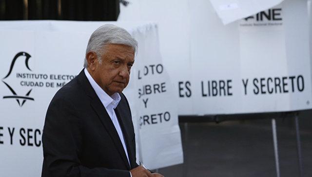 Новоизбранный президент Мексики заявил о банкротстве страны