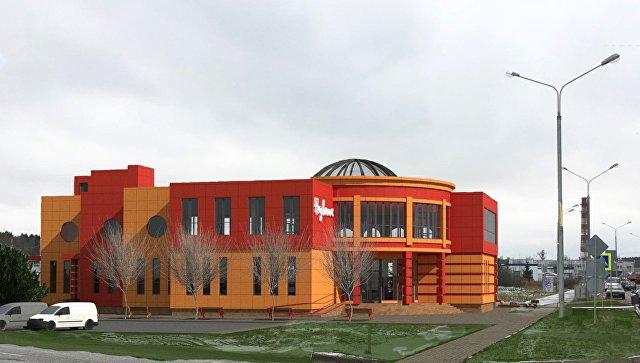 Проект ТЦ в поселении Внуковское в ТиНАО