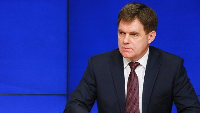 Чрезвычайный и Полномочный Посол Республики Беларусь в Российской Федерации Игорь Петришенко