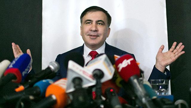 Саакашвили потребовал вернуть ему грузинское гражданство
