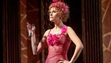 Актриса Театра музыкальной комедии, заслуженная артистка России Ольга Лозовая. Архивное фото