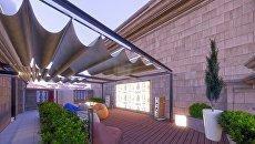 Крыша дома премиум-класса «Суббота»