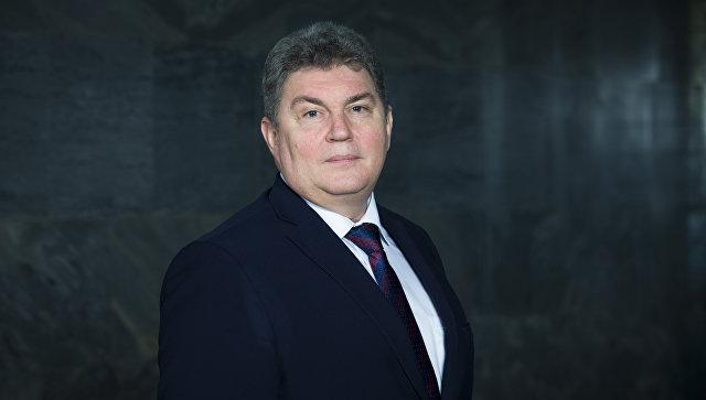 Первый заместитель генерального директора холдинга Швабе Сергей Попов