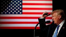 Президент США Дональд Трамп в Западной Вирджинии. 3 июля 2018