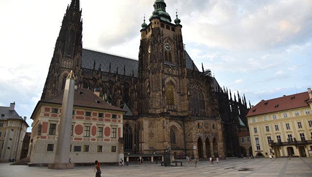 Собор святого Вита в Пражском граде. Архивное фото