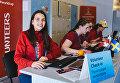 Основную долю волонтеров составили студенты высших учебных заведений