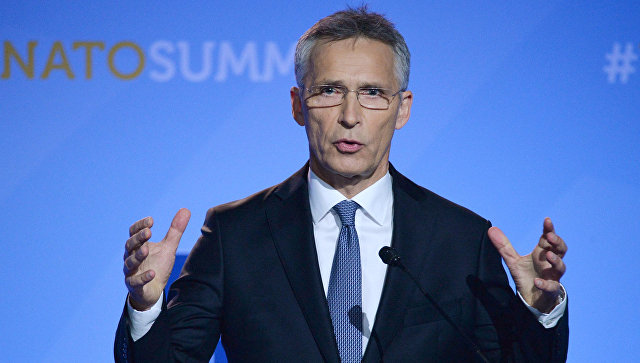 НАТО выступило за сотрудничество с Россией в Арктике