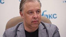 Кандидат в мэры Москвы от КПРФ Вадим Кумин. Архивное фото