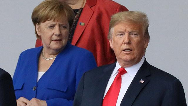 Трамп потребовал от стран НАТО немедленно увеличить расходы