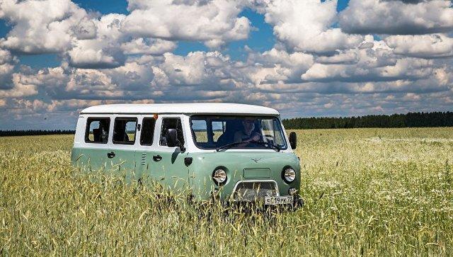 УАЗ-452 Буханка. Юбилейная версия