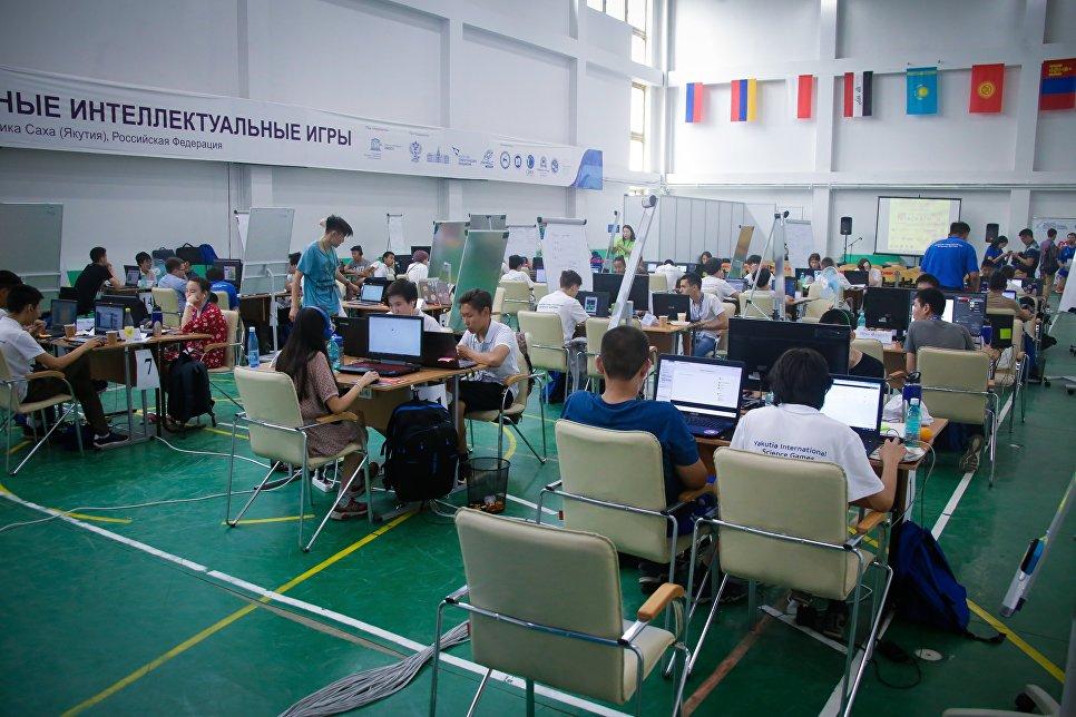 Соревнования по командной разработке программных продуктов «IT-Хакатон»