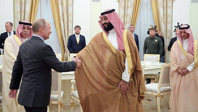 Ударили по рукам: Россия и Саудовская Аравия взяли нефть под контроль
