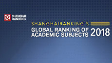 Шанхайский рейтинг Global Ranking of Academic Subjects (ARWU)