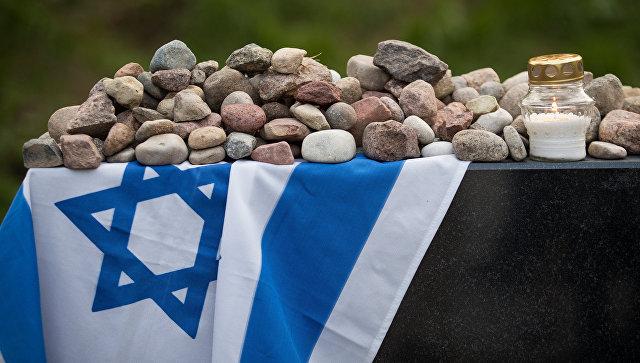 Мемориал холокоста в Литве. Архивное фото