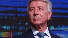 Председатель правления Новатэка Леонид Михельсон. Архивное фото