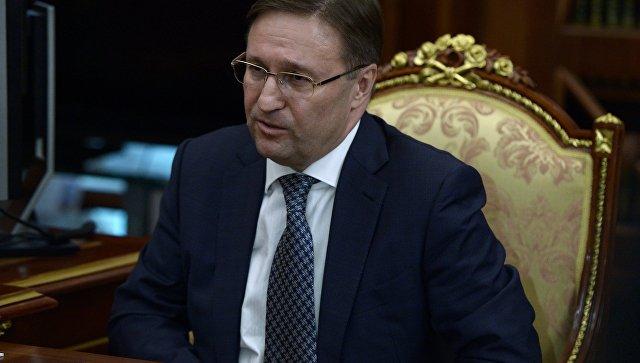 Глава Ростехнадзора Алексей Алешин. Архивное фото