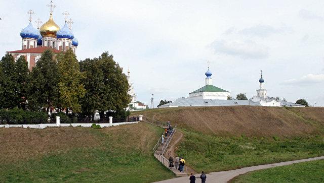 Города России. Рязань
