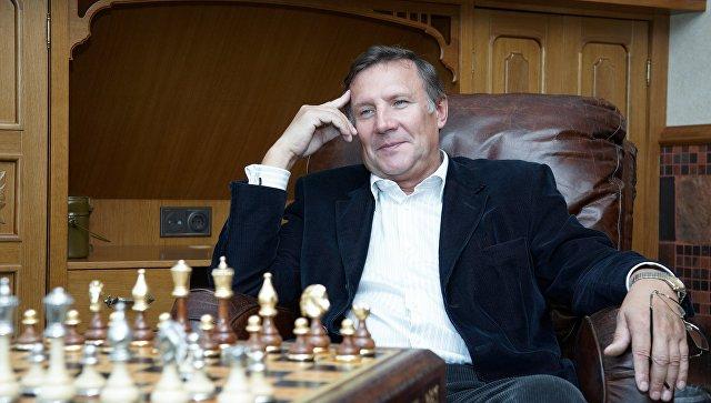 Вячеслав Заренков - президент группы компаний «Эталон»