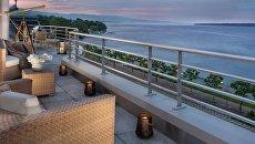 Royal Penthouse Suite отеля Hotel President Wilson в Женеве