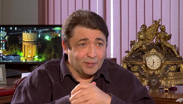 Яков Лондон в эфире телеканала Томское время