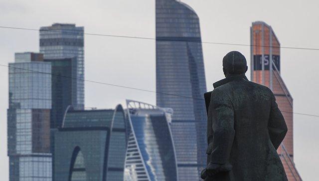 Московский международный деловой центр Москва-Сити (ММДЦ)