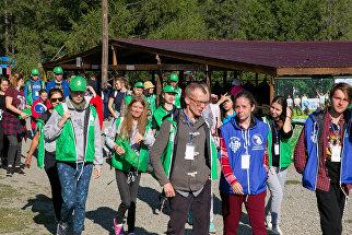 Бесценный опыт и новые знания: первые впечатления волонтеров от Экодемии