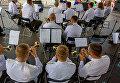 Третий год подряд в парках и скверах столицы звучит музыка самых лучших военно-оркестровых коллективов страны
