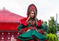 Показ Путешествие по России в рамках V Всероссийской ярмарки одежды
